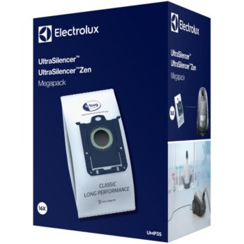 Electrolux UMP3S 16 sacs synthétique anti allergy
