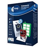 Sac aspirateur Electrolux  SRK1 S Bag Performance Kit