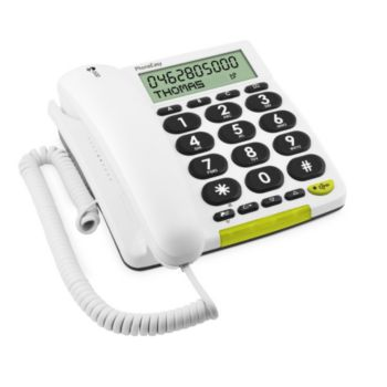 Doro Phone Easy 312CS Blanc