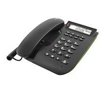 Téléphone filaire Doro  Comfort 3000 Noir