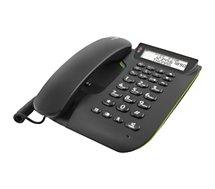 Téléphone filaire Doro  Comfort 3005 Noir