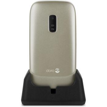téléphone portable doro 6030 doré