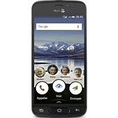 Smartphone Doro 8040 Graphite