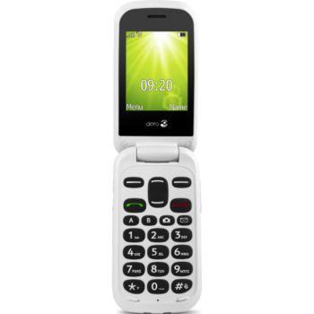 téléphone portable doro 2404 rouge/blanc