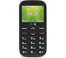 Téléphone portable Doro  1360 Noir