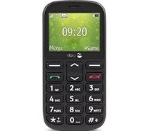 Téléphone portable Doro  1361 noir