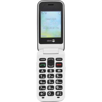 téléphone portable doro 2424 noir / blanc