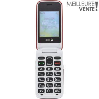 Doro 2424 Rouge / Blanc