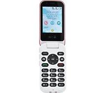 Téléphone portable Doro  7030 Rouge / Blanc