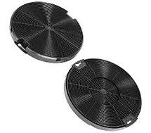 Filtre hotte Electrolux  EFF75 x2