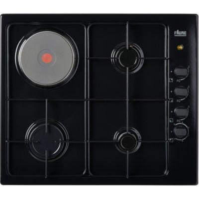 Plaque de cuisson gaz table gaz l 39 achat malin boulanger - Plaque 3 gaz 1 electrique ...