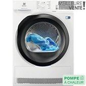 Sèche linge pompe à chaleur Electrolux EW8H4830SP Perfect Care