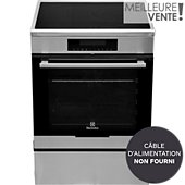 Cuisinière induction Electrolux EKF6772TOX