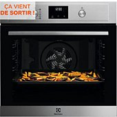 Four encastrable Electrolux EOM4P40TX AirFry