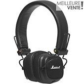 Casque Marshall Major III Bluetooth Noir