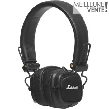 Marshall Major III Bluetooth Noir