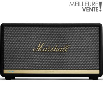 Marshall Stanmore II Alexa Voice Noir