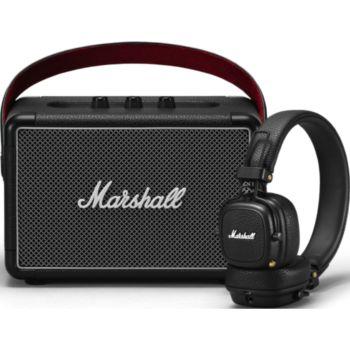 Marshall Kilburn II + Casque Major III BT