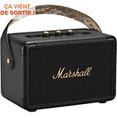 Enceinte Bluetooth Marshall Kilburn II Black and Brass