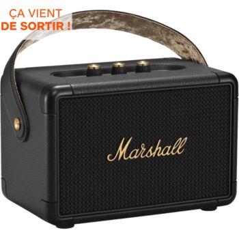 Marshall Kilburn II Black and Brass