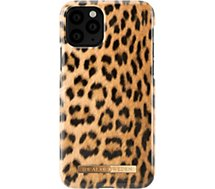 Coque Ideal Of Sweden  iPhone 11 Pro Fashion Wild Leopard