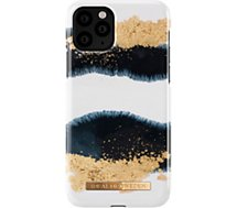 Coque Ideal Of Sweden  iPhone 11 Pro Fashion Gleaming Licorice