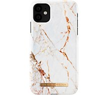 Coque Ideal Of Sweden  iPhone 11 Fashion Carrara Gold