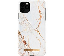 Coque Ideal Of Sweden  iPhone 11 Pro Max Fashion Carrara Gold