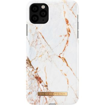 Ideal Of Sweden iPhone 11 Pro Max Fashion Carrara Gold