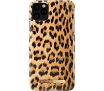 Coque Ideal Of Sweden  iPhone 11 Pro Max Fashion Wild Leopard