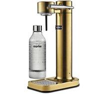 Machine à soda Aarke  Carbonator II - Metal doré