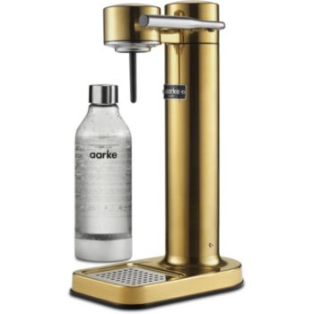 Aarke Carbonator II - Metal doré
