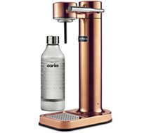 Machine à soda Aarke  Carbonator II - Metal cuivre