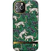 Coque Richmond & Finch iPhone 12 Pro Max leopard vert