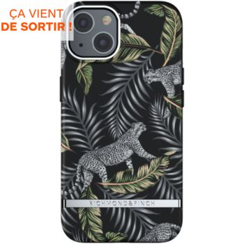 Richmond & Finch iPhone 13 Jungle gris
