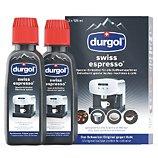 Détartrant Durgol Swiss espresso 2x125ml