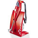 Mixeur Bamix  M200 Swissline rouge/croix suisse