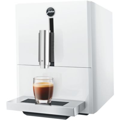 Location EXPRESSO BROYEUR JURA A1 PIANOWHITE