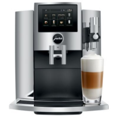 Location EXPRESSO BROYEUR JURA S8 CHROME