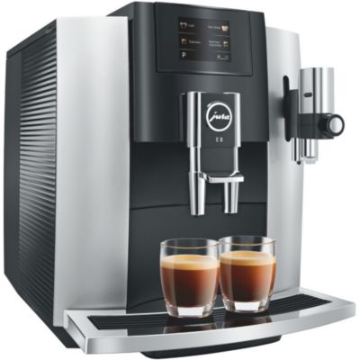 Location Expresso Broyeur Jura E8 Platine Touch Screen