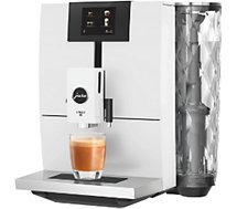 Expresso Broyeur Jura  ENA 8 Full Nordic White Touch Screen