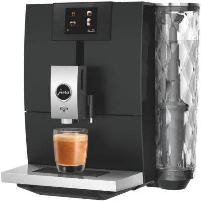 Location Expresso Broyeur Jura ENA8 Full Metropolitan BlackTouch Screen