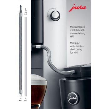 Jura Lait inox pour machines HP 1