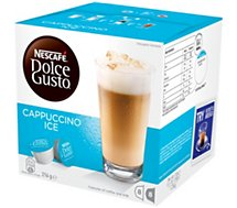 Dosette Dolce Gusto Nestle Nescafé Cappuccino Ice