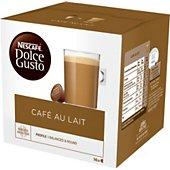 Capsules Nestle Nescafé Café au lait Dolce Gusto
