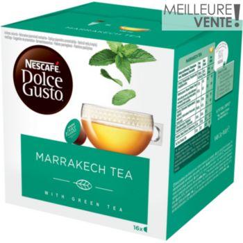 Nestle Nescafé marrakech Tea Dolce Gusto
