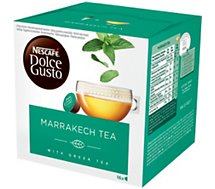 Dosette Dolce Gusto Nestle Nescafé marrakech Tea Dolce Gusto