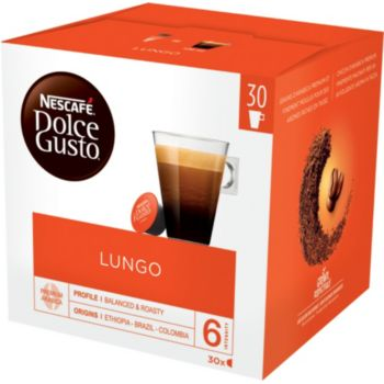 Nestle DOLCE GUSTO LUNGO (30 Capsules)