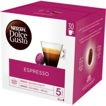 Nestle DOLCE GUSTO ESPRESSO (30 Capsules)