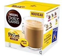 Capsules Nestle Nescafé Ricore au lait Dolce Gusto